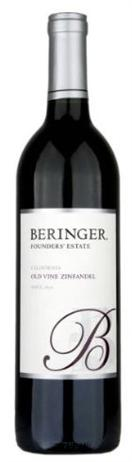 Beringer Vineyards Zinfandel Founders Estate